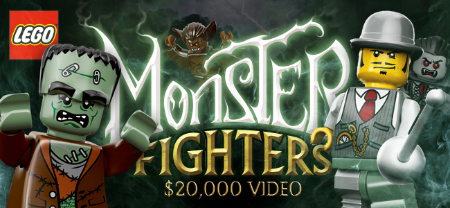The LEGO Group Monster Fighters Video Project