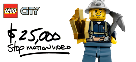 The LEGO Group LEGO City Stop Motion Project