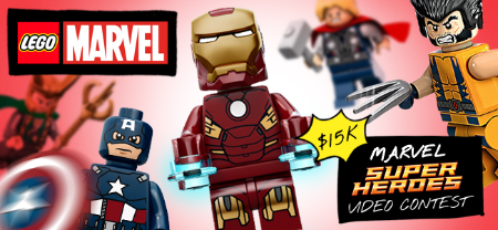 The LEGO Group Lego Marvel Super Heroes Video Contest