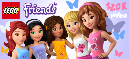 The LEGO Group LEGO Friends Video Project
