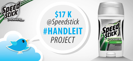 Colgate - Palmolive @SpeedStick #HANDLEIT Video Project