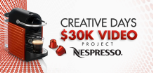 Nespresso Creative Days Video Project