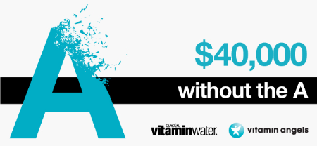 "vitaminwater® without the ""A"" video project"
