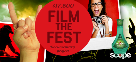 Scope Film The Fest Documentary Project