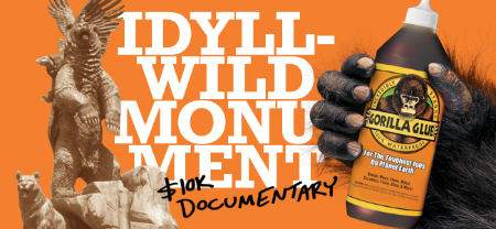 Gorilla Glue Idyllwild Monument Documentary Project