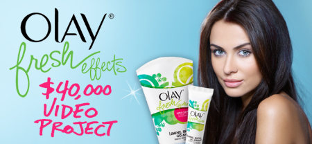 Olay Olay Fresh Effects Video Project