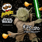 Pringles and Star Wars