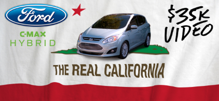 FORD C-MAX Hybrid The Real California Video Project