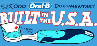 Oral-B Built in the USA Video Project
