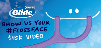 Glide Show Us Your #flossface Video Project