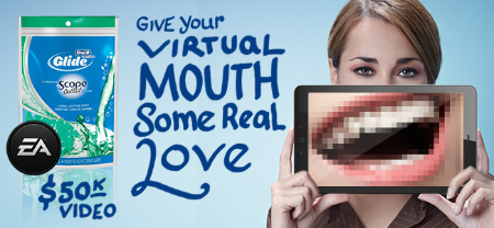 Glide Give Your Virtual Mouth Some Real Love Video Project