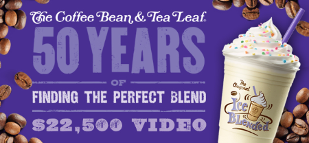 The Coffee Bean 50th Anniversary
