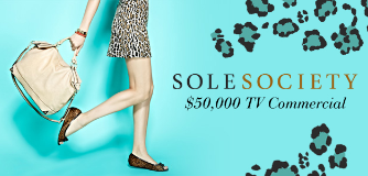Sole Society Sole Society TV Commercial