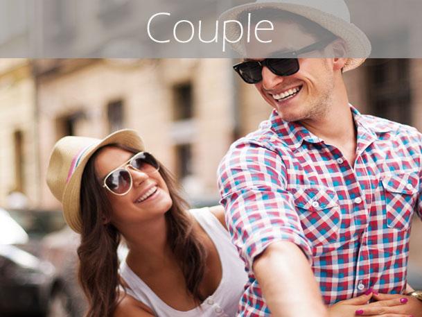 Vacances aux Baléares en couple