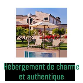 Hébergement de charme et authentique aux Baléares