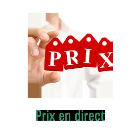 Baléares - Prix en direct