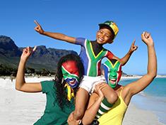 Peuple sud africain