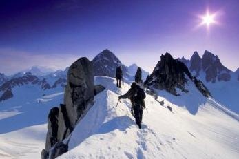 Trek de haute montagne