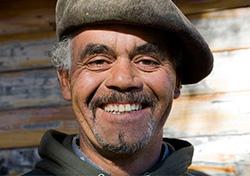 Portrait d'un chilien