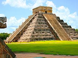Cité Maya de Chichen Itza