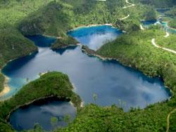 Parc national Lagunas de Montebello