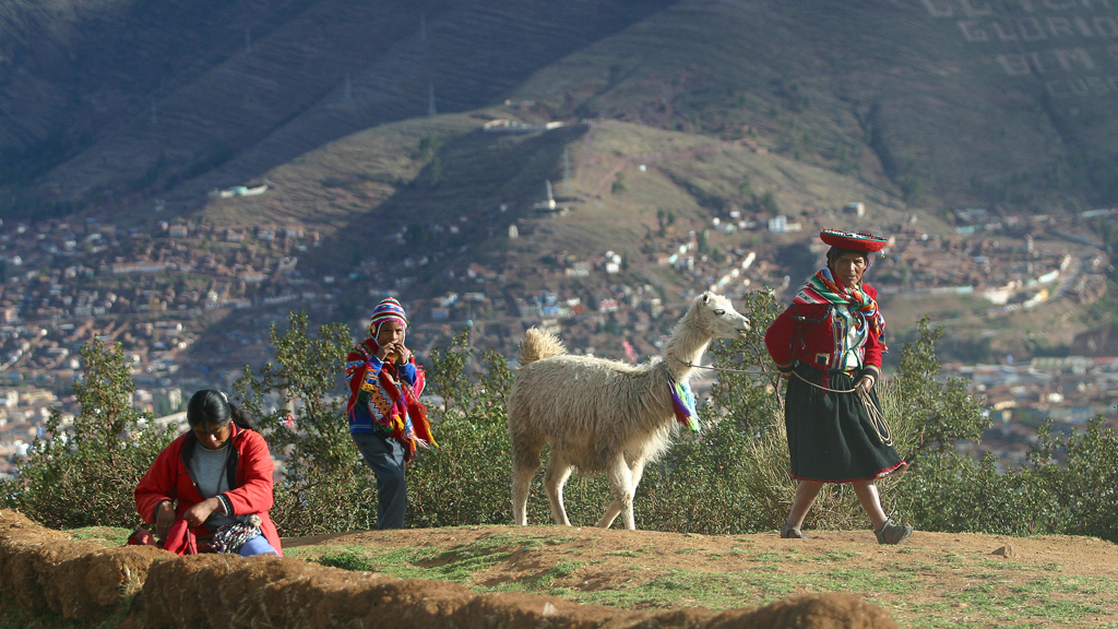 Cuzco highlands