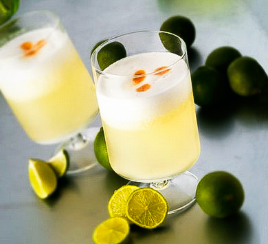 Cocktail Peru Pisco Sour