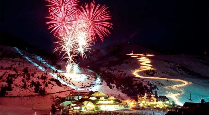 Fiesta Nacional de la nieve à Bariloche
