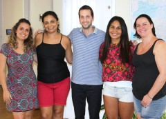 Who we are: Terra Brazil Team