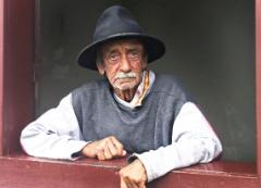 A Man in Tiradentes, Minas Gerais