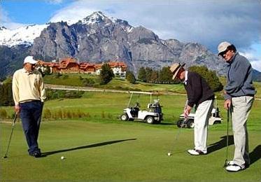 Séjour spécial golf en patagonie