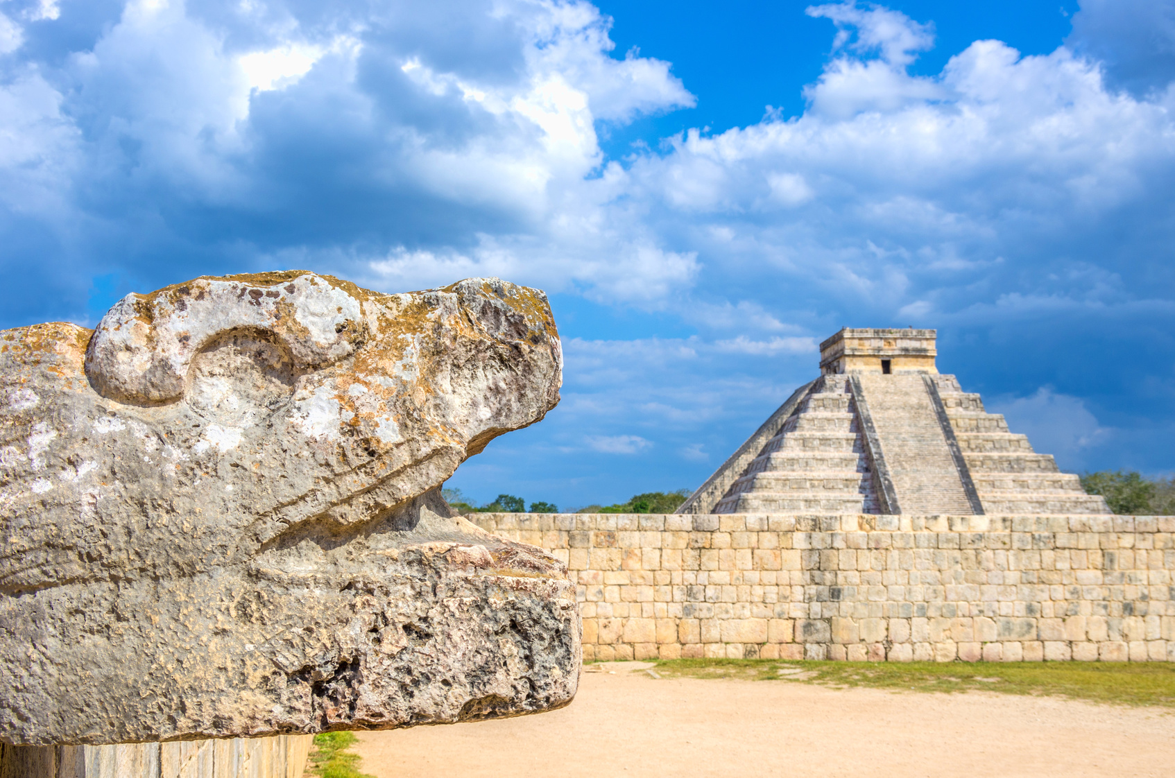 archaeological-site-chichen-itza