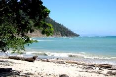 Cabo Blanco (White Key) Beach Costa Rica