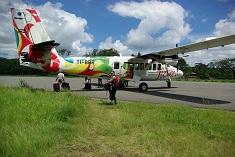 Plane Costa Rica