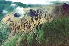 Volcan Rincon De la Vieja (Old lady's Corner volcano), Costa Rica