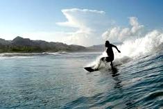 Surf at Tamarindo. Costa Rica