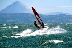 Windsurfing in Costa Rica