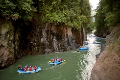Rafting in Costa Rican Rivers