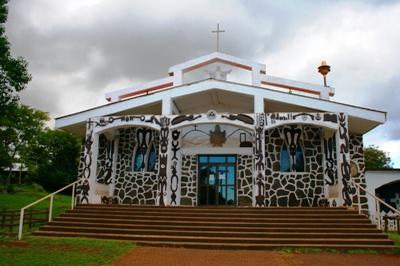 Église de l'Ile de Pâques