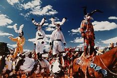 Fête traditionnelle au Brésil