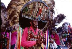Fête traditionnelle brésilienne