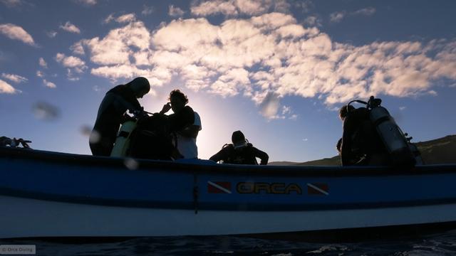 Promenade en bateau autour de l'Ile de Pâques