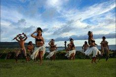 Le festival Tapati au Chili
