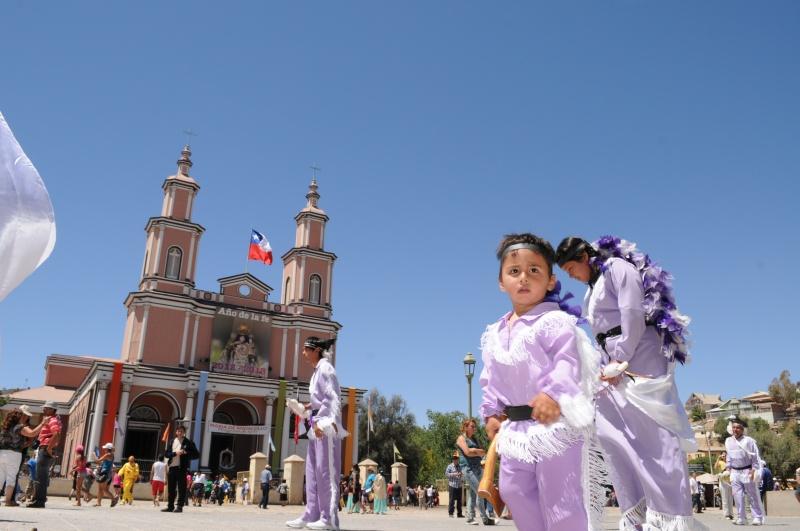 Fête traditionnelle Grande de Andacollo