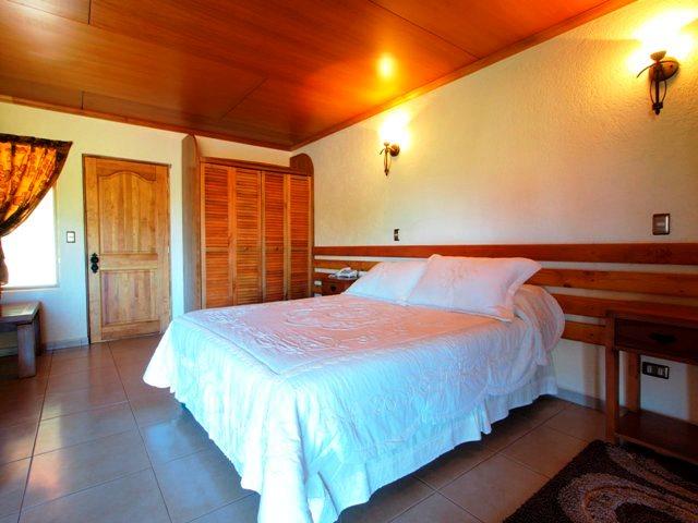 Hôtel Puku Vai chambre matrimoniale