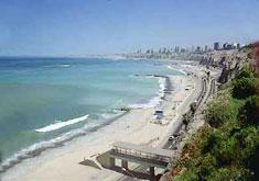 La côte pacifique péruvienne