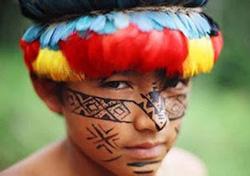 Indigenous in Ecuador