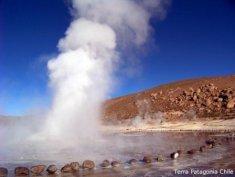 Les geysers d'El Tatio