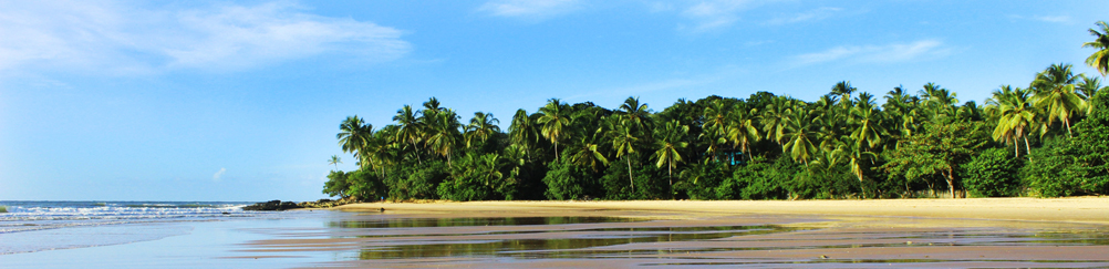 Barra Grande in Bahia