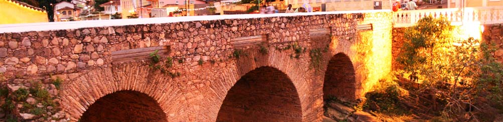 Lençois Bridge